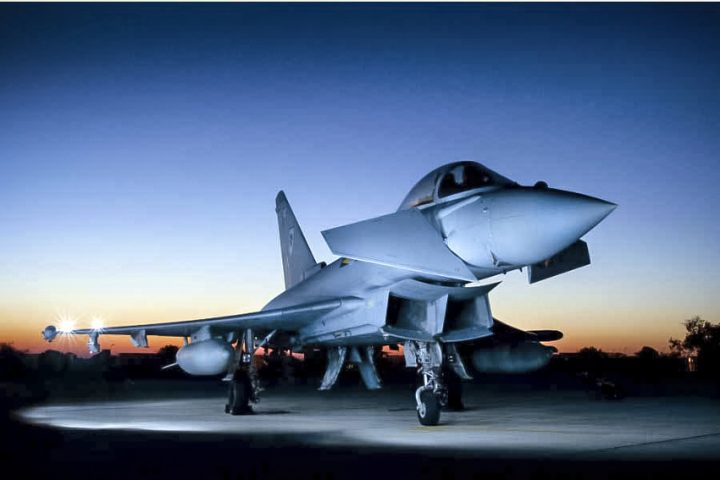 BAE Systems installs ALS DTS LED Fittings at Warton